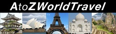 AtoZ World Travel button