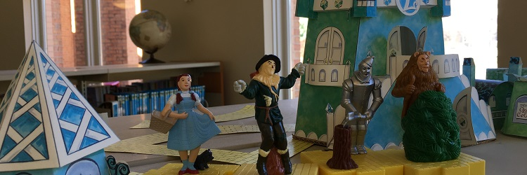 wizard of oz decorations