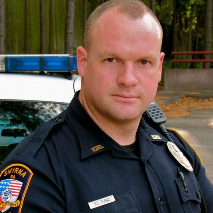 Officer David Elrod