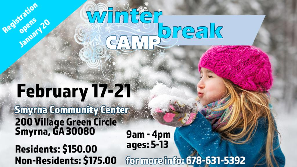 winter break camp 2020